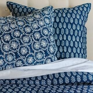 Adhira Hand Stitched Cotton Sham