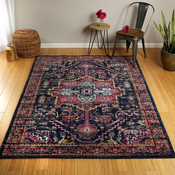 The Curated Nomad Belden Oriental Indoor/ Outdoor Rug