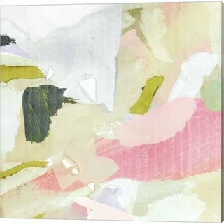 Victoria Borges 'Closeup B' Canvas Art (Set of 2)