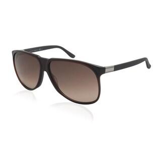 Gucci 1002 Men Sunglasses - Brown