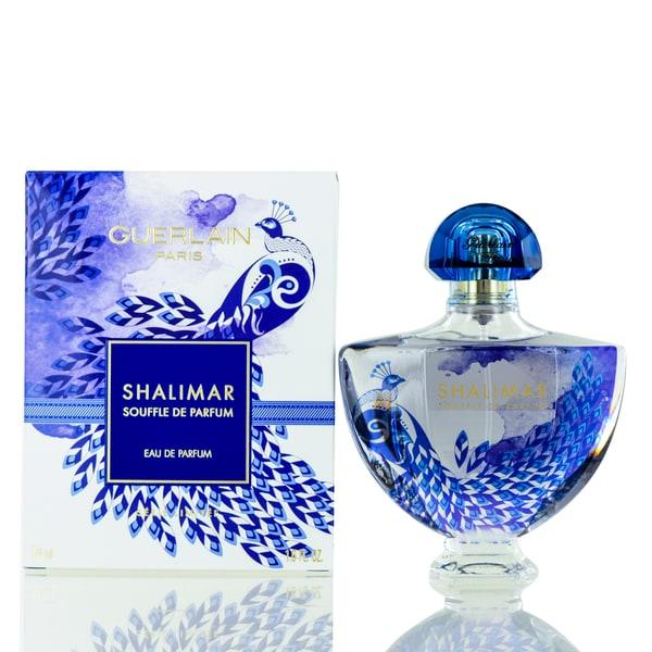 Shop Guerlain Shalimar Souffle Womens 17 Ounce Eau De Parfum Spray