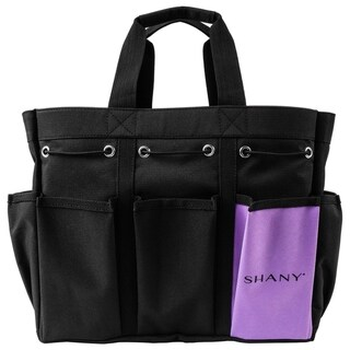 Link to SHANY Beauty Handbag and Makeup Organizer Bag – Black Canvas Similar Items in Makeup Brushes & Cases