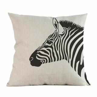 Zebra stripe Home Decor Cushion Cover  21299682-339