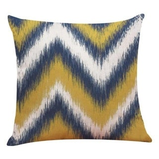 Love Geometry Striped Throw Pillow case 12655323-48