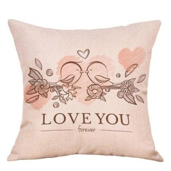 Valentine's Day Love Letter Pillow Case 13199856-56