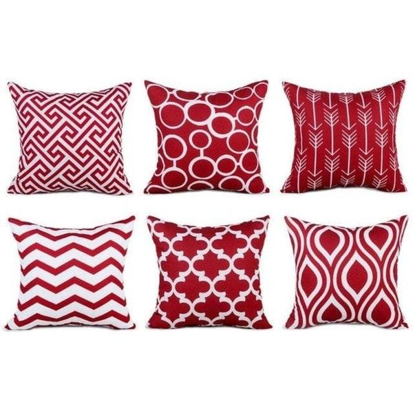 Home Decorative Pillowcase Cotton 21304897-787