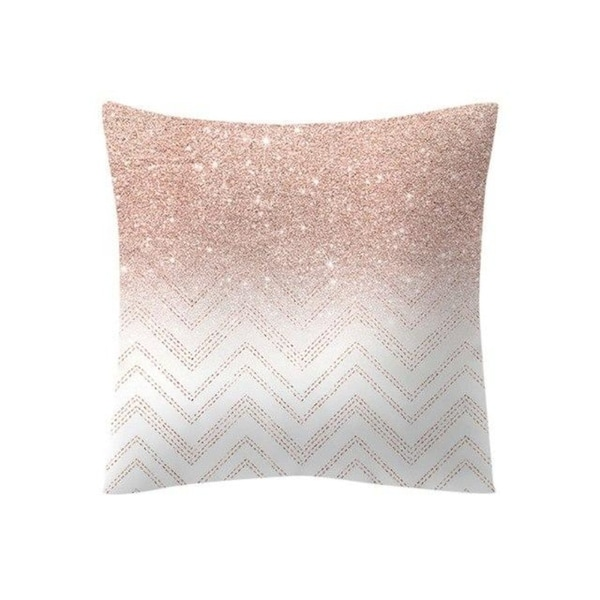 Rose Gold Pink Cushion Cover 21301898-500