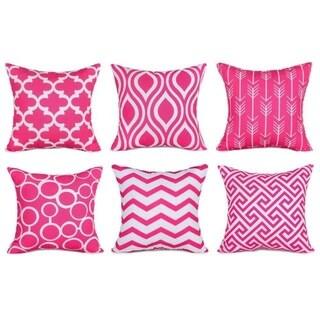 Home Decorative Pillowcase Cotton 21304897-784