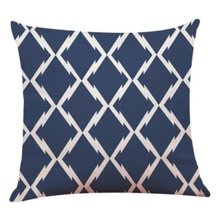 Love Geometry Striped Throw Pillow case 12655323-49