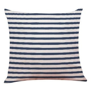 Love Geometry Striped Throw Pillow case 12655323-44