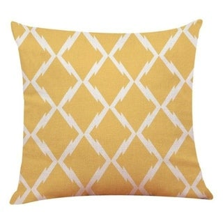 Love Geometry Striped Throw Pillow case 12655323-50