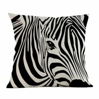 Zebra stripe Home Decor Cushion Cover  21299682-342