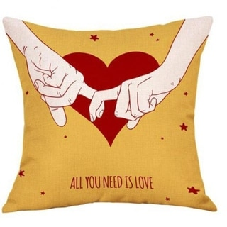 Valentine's Day Love Letter Pillow Case 13199856-58