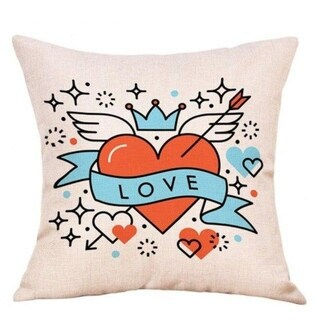 Valentine's Day Love Letter Pillow Case 13199856-51