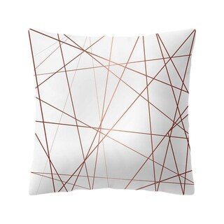 Rose Gold Pink Cushion Cover 21301898-501