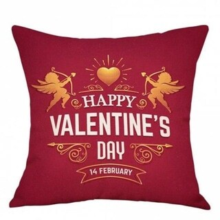 Valentine's Day Love Letter Pillow Case 13199856-59