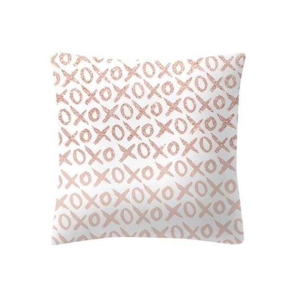 Rose Gold Pink Cushion Cover 21301898-504