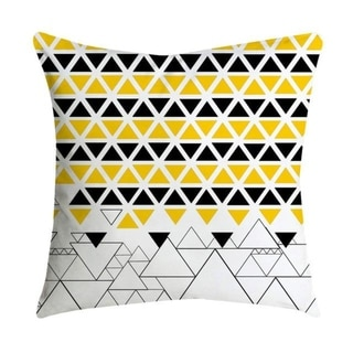Pineapple Leaf Yellow Throw Pillow Case 21299285-316