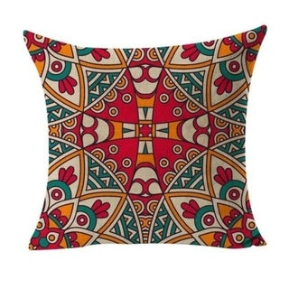 New Bohemian Pattern Throw Pillow Cover 21302556-567