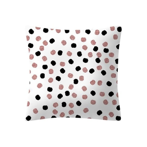 Rose Gold Pink Cushion Cover 21301898-506