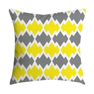 Pineapple Leaf Yellow Throw Pillow Case 21299285-319