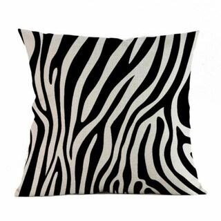 Zebra stripe Home Decor Cushion Cover  21299682-340