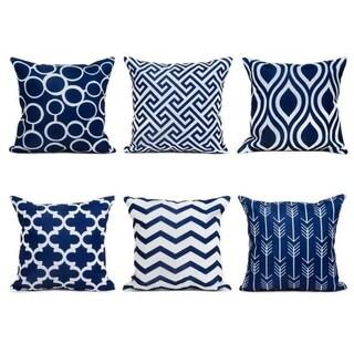Home Decorative Pillowcase Cotton 21304897-785