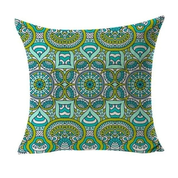New Bohemian Pattern Throw Pillow Cover 21302556-568