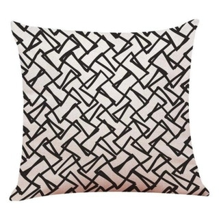 Linen Geometry Home Decor Cushion Cover 14113649-104
