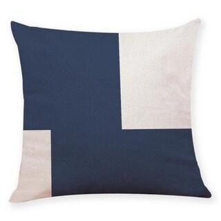 Blend Home Decor Cushion Cover Dark Blue 21299377-333