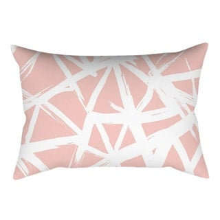 New Rose Gold Pink Throw Pillow Case Square 21301503-390