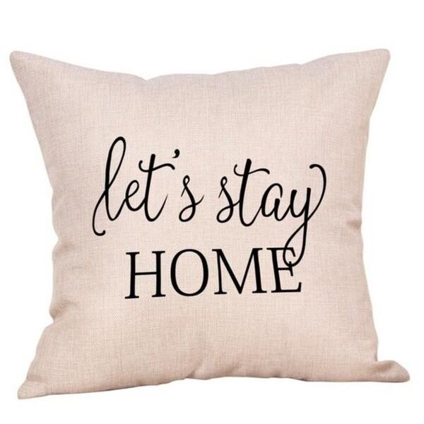 Pillowcases Simple Fashion Throw Pillow Case 20997400-274