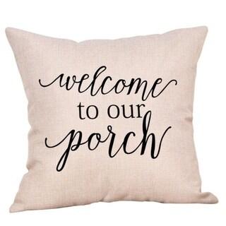 Pillowcases Simple Fashion Throw Pillow Case 20997400-273