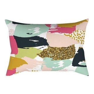 Printed  Throw Pillow Case 30X50cm Home Decor 21302363-536