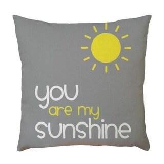 Letter Pattern Pillowcase Sofa Home Car Decor 21305151-837