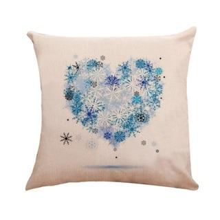Love Heart Pattern Throw Pillow Case 45x45cm 21304856-778