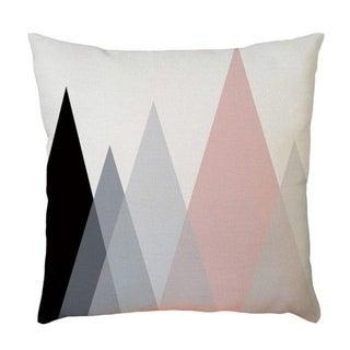 Geometric Pattern Cushion Cover Pillowcase 45x45cm 19470232-230