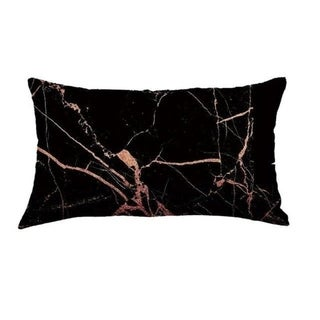 Marble pattern Linen fabric Cushion Cover 30x50cm 18174136-209