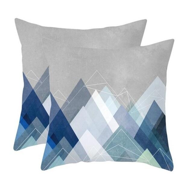 Geometric Cushion cover 45x45cm Marble Texture 21301944-510