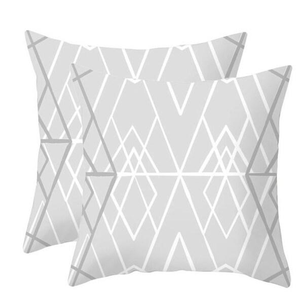 Geometric Cushion cover 45x45cm Marble Texture 21301944-514