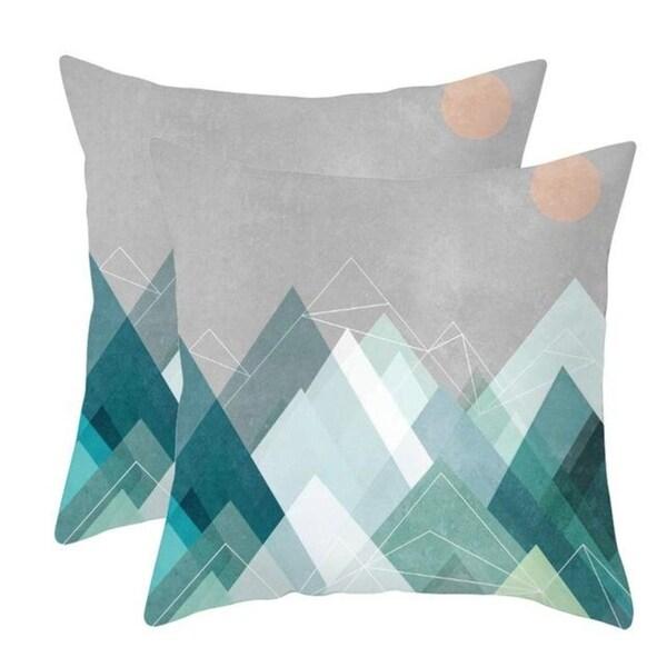 Geometric Cushion cover 45x45cm Marble Texture 21301944-511