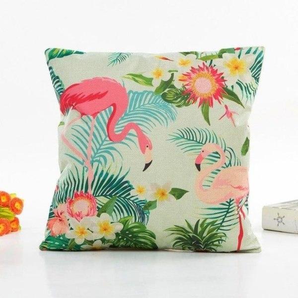 Flowers Grass Pattern Home Decor pillow covers 21302609-585
