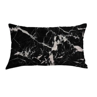Marble pattern Linen fabric Cushion Cover 30x50cm 18174136-206