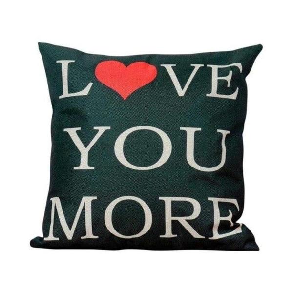 Letters Square Simple Fashion Pillow Cover Vintage 21304858-782
