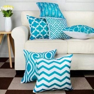 6PC/Set Home decor Decorative Pillowcase 18X 18cm 21298671-311