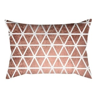 Rose Gold Pink Cushion Cover Square Pillowcase 21299964-367