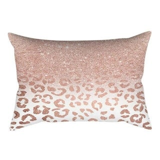 Rose Gold Pink Cushion Cover Square Pillowcase 21299964-363