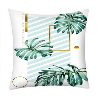 Print Pillow Case Polyester Sofa Car Cushion Cover 21304723-706