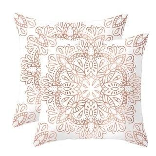 Geometric Cushion cover 45x45cm Marble Texture 21301944-515