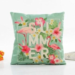 Flowers Grass Pattern Home Decor pillow covers 21302609-584
